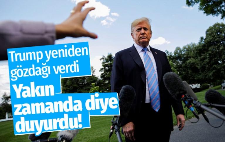Trump Meksika'ya gözdağı verdi