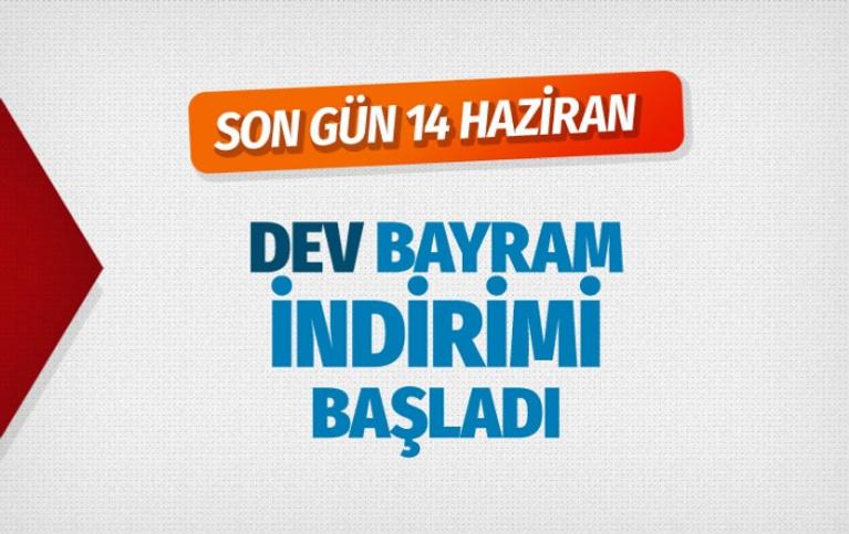 PTT'den Ramazan Bayramına özel dev kampanya yüzde 30 indirim