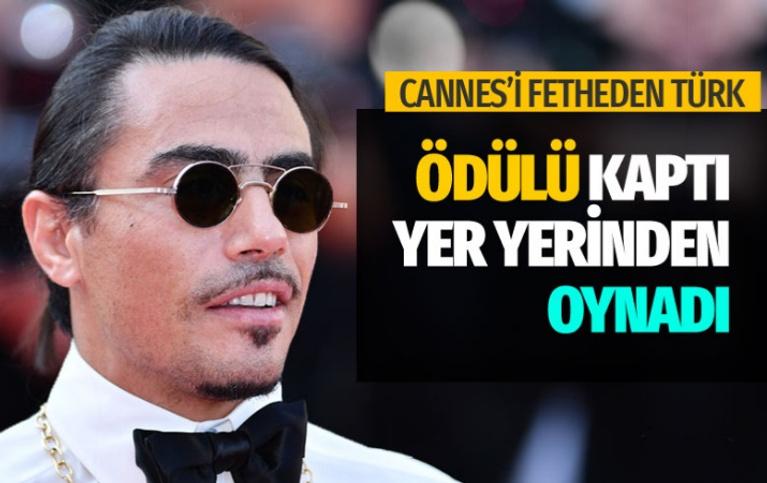 Nusret'ten Cannes'da tarihi başarı