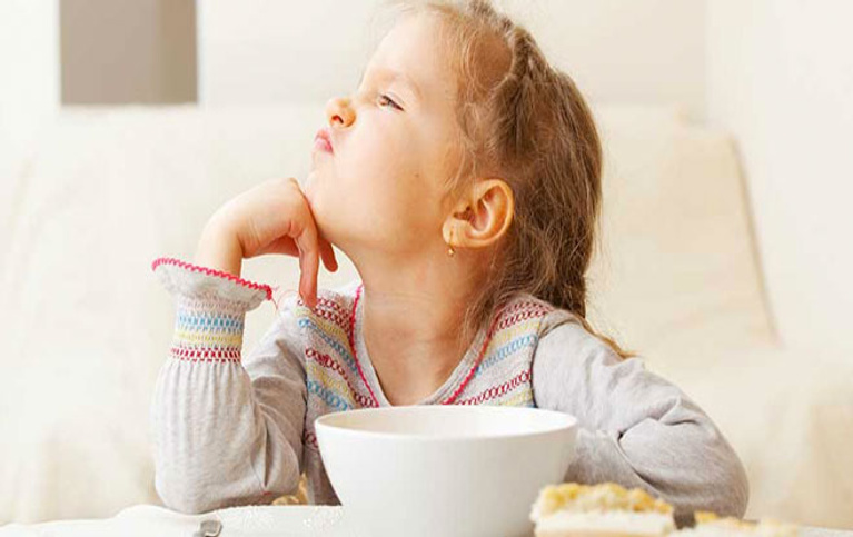 Çocuklarda yeme bozukluğuna çözüm önerileri