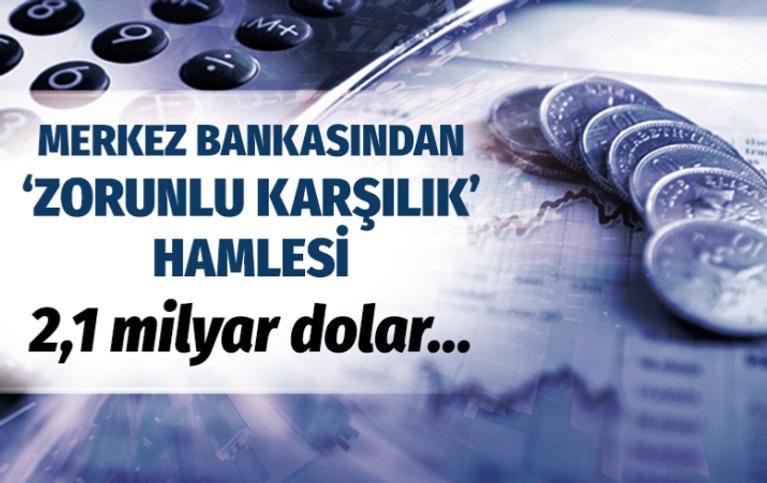 Merkez Bankasından kritik karar!