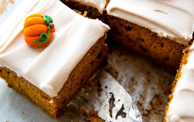 Balkabaklı keki hi bu tarifle denediniz mi?