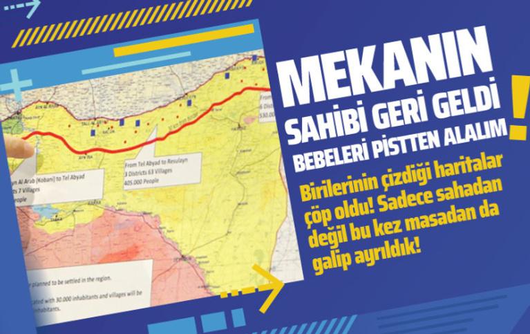 Türkiye 80 yıl sonra yeniden harita çizdi