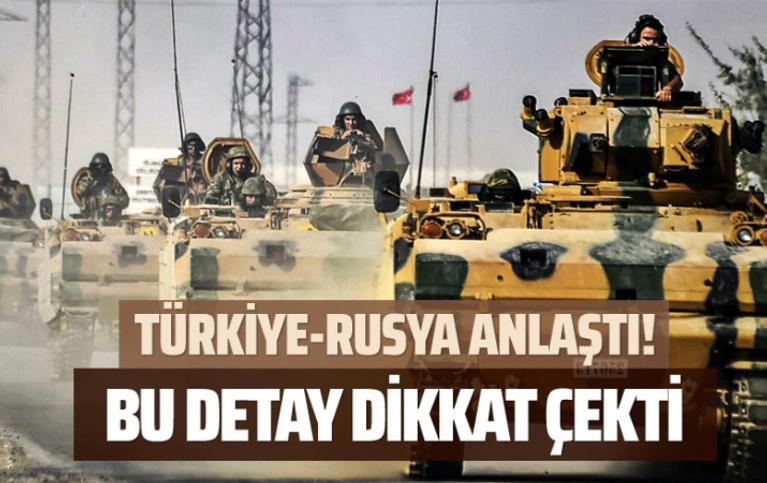 Türkiye ile Rusya arasında imzalan mutabakatta dikkat çeken 29 Ekim detayı