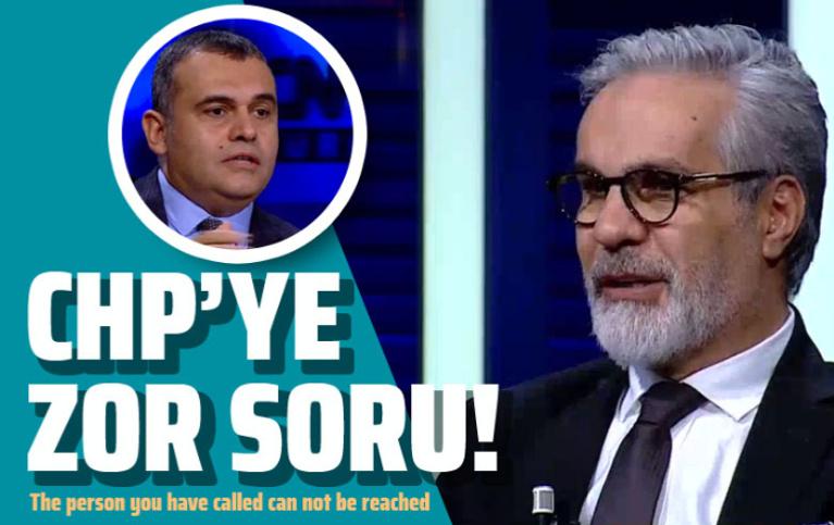 Hadi Özışık'tan CHP'lilere zor soru!