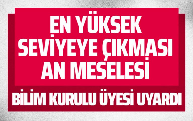 Türkiye için korona tehlikesi ne zaman bitecek? Bilim Kurulu üyesi Ceylan açıkladı