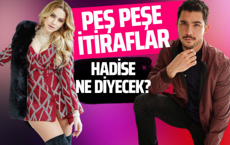Kanal D Hekimoğlu yıldızı Kaan Yıldırım'dan dizi itirafı! Hadise'ye olay gönderme