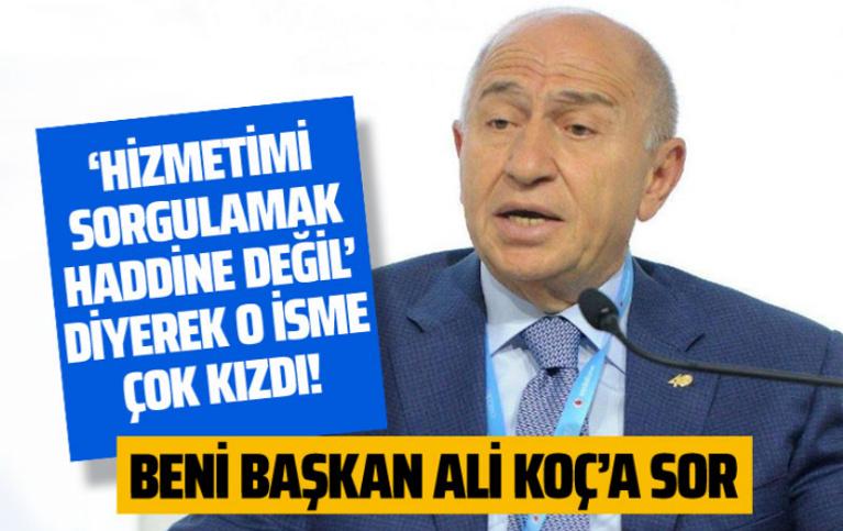 TFF Başkanı Nihat Özdemir'den Fenerbahçe açıklaması!