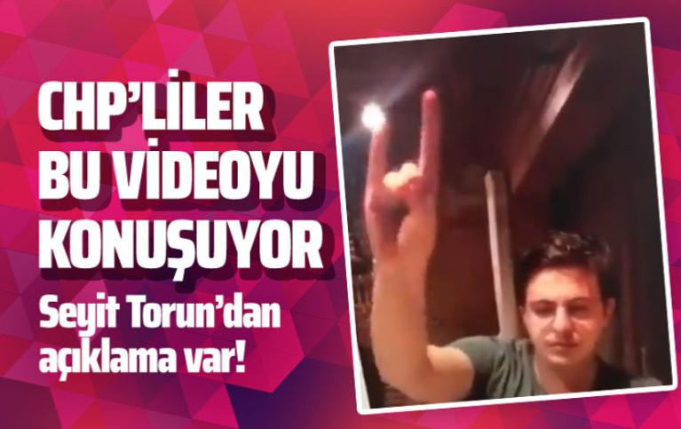 Sosyal medya CHP'li vekilin oğlunu konuşuyor