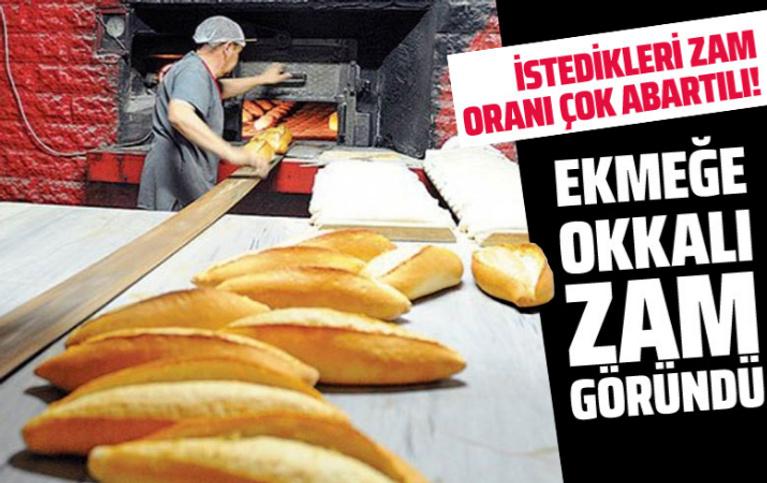 Fırıncılardan İstanbul'da ekmeğe okkalı zam talebi! Neredeyse yüzde 50 istiyorlar