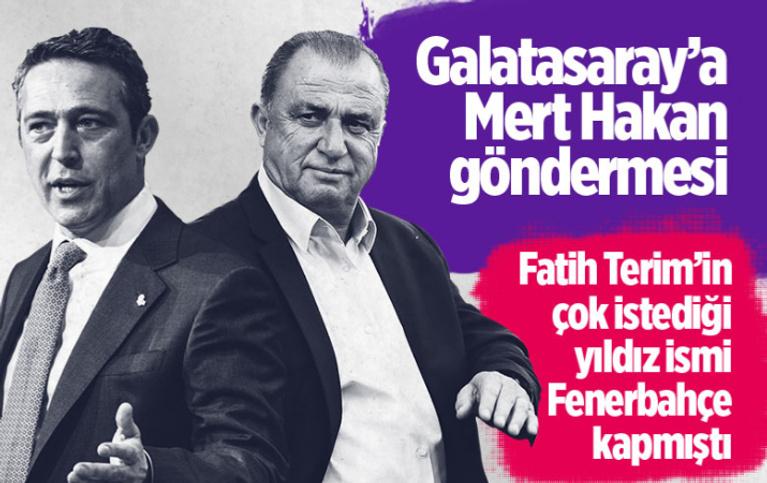 Ali Koç'tan Galatasaray'a Mert Hakan göndermesi