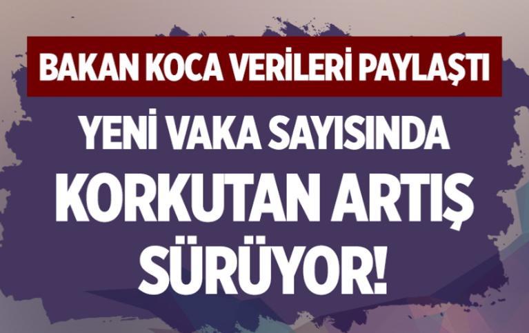 Türkiye'deki koronavirüs vaka ve ölü sayısında son durum (12 Ağustos Çarşamba)