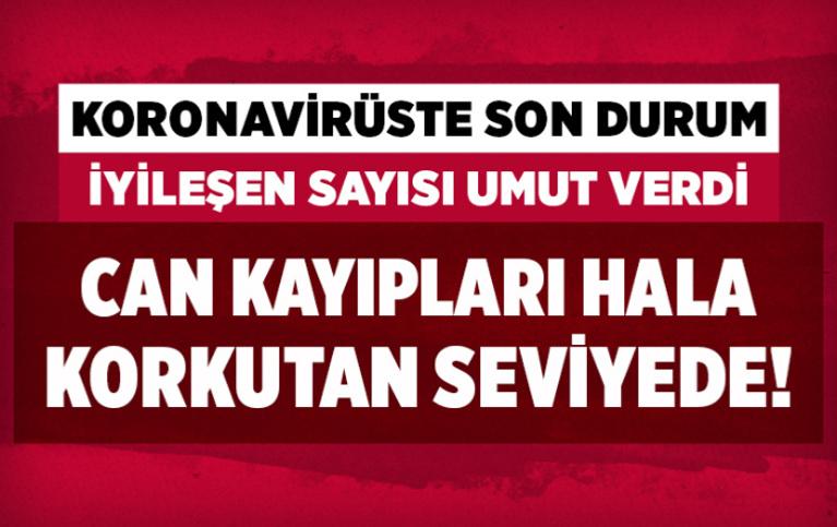 Türkiye 22 Nisan 2021 koronavirüs vaka ve ölü sayısı! Sağlık Bakanlığı Covid-19 tablosu