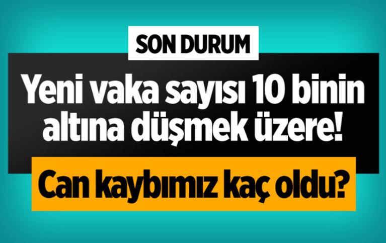 Türkiye 12 Mayıs 2021 koronavirüs vaka ve ölü sayısı! Sağlık Bakanlığı Kovid-19 tablosu