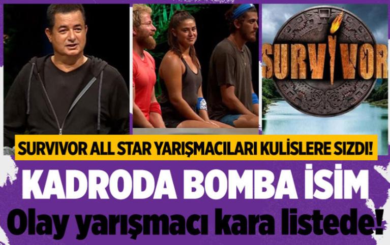 TV8 Survivor All Star 2022 kadrosu belli oldu! Acun Ilıcalı'nın yarışmacı listesi