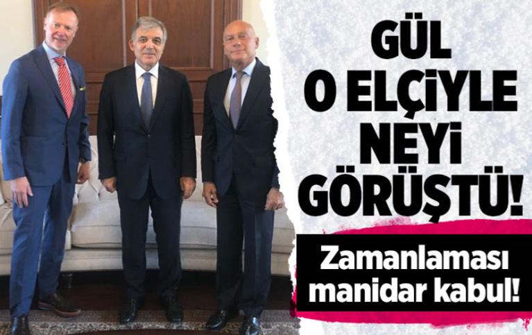 Abdullah Gül de hareketlendi! Osman Kavala çağrısı yapan 10 büyükelçiden biriydi