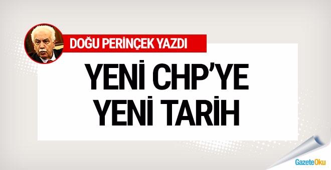 Yeni CHP'ye yeni tarih