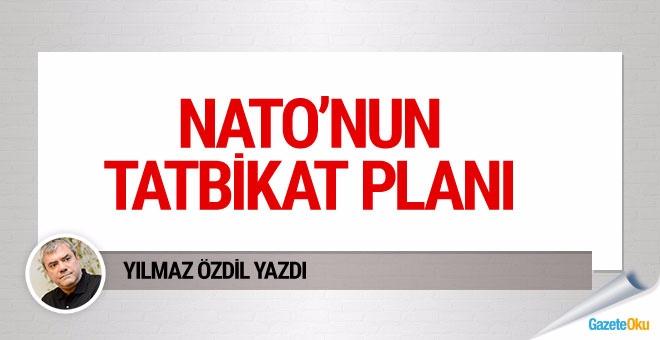 NATO'nun tatbikat planı