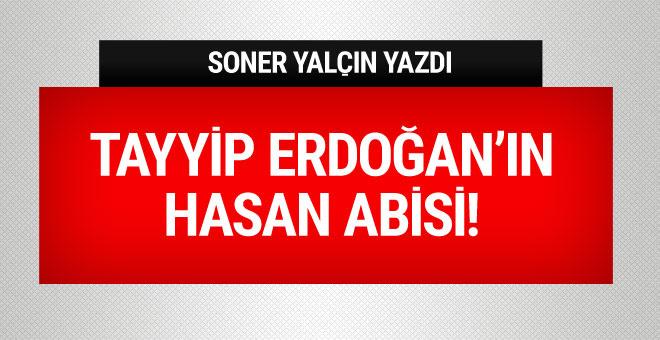 Recep Tayyip Erdoğan'ın Hasan Abisi