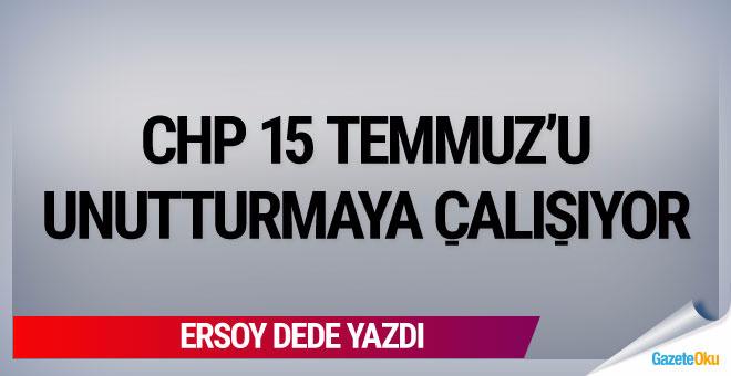 Kılıçdaroğlu'nu 15 Temmuz suçlamasından kurtarmak