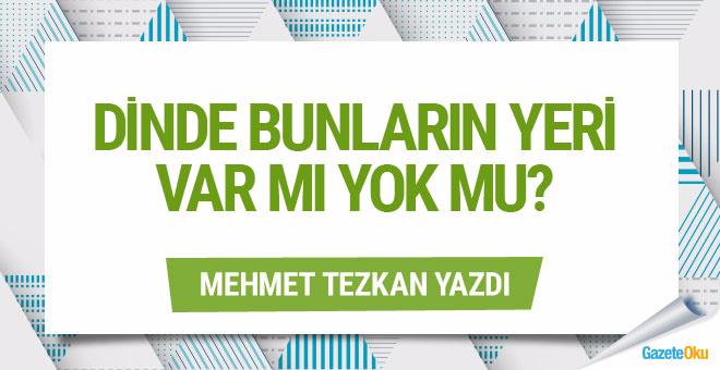 Mehmet Tezkan: Dinin ahlaki boyutu bilinse