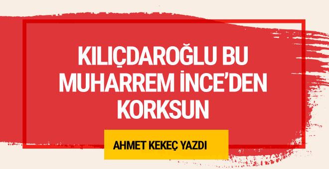 Ahmet Kekeç: Demedi demeyin... Geliyor!