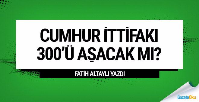 Fatih Altaylı: Asıl seçim TBMM için
