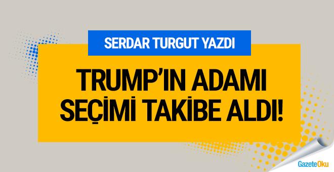 Trump'ın adamı Steve Bannon, Türkiye seçimini takibe aldı